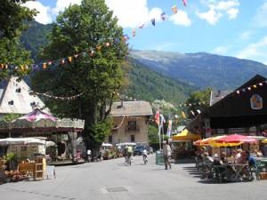 Samoens Village