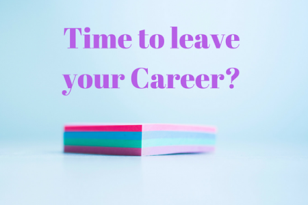 Thinking you want to leave your career?