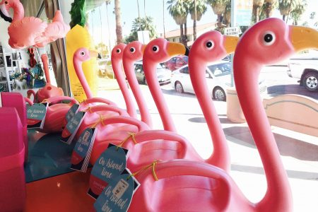 What do flamingos, hot pink pineapples, designer wallpaper & Palm Springs  have to do with your career?